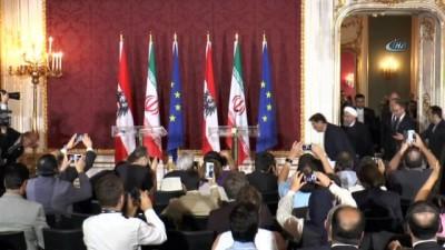 - Ruhani, Avusturyalı Mevkidaşıyla Görüştü