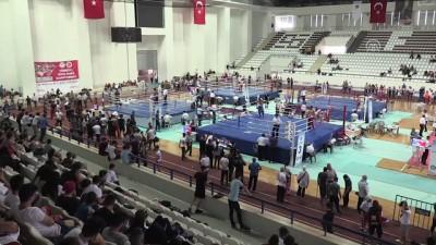 TASKK Türkiye Kick Boks Şampiyonası başladı - ELAZIĞ
