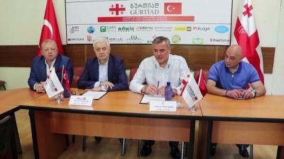 strateji - Türk iş adamlarından Gürcistan'da spora destek - TİFLİS