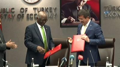 Türkiye ile Sudan arasında ''Ticaret ve Yatırım Kalkınma İş Birliği Protokolü'' imzalandı