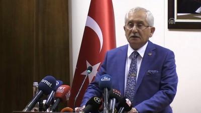 YSK Başkanı Güven, kesin seçim sonuçlarını açıkladı - ANKARA