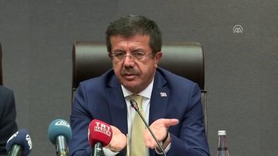 Zeybekci: 'Enflasyonun sebeplerini ortadan kaldırmak lazım' - ANKARA
