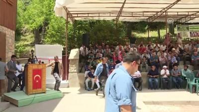 'Başbağlar Katliamı' şehitleri anıldı (3) - ERZİNCAN