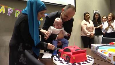 konferans - Bosnalı Arslan bebeğin ilk doğum günü - İSTANBUL
