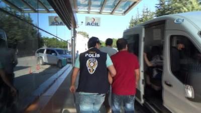 Elazığ'da bahis operasyonu: 5 gözaltı
