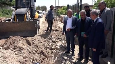 Görevlendirme yapılan belediye ile kırsal mahalleler suya kavuşuyor - MARDİN
