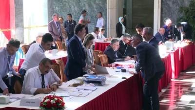 HDP Eş Genel Başkanları Buldan ve Temelli, milletvekiliği kayıtlarını yaptırdı - TBMM