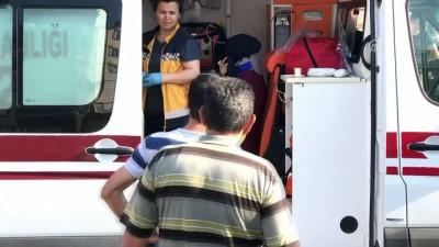isci servisi - İşçi servisi ile otomobil çarpıştı: 12 yaralı - BURSA