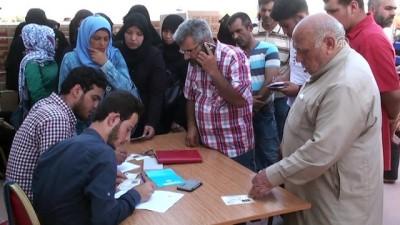 Suriyelilere yönelik yardımlar - KİLİS