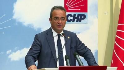 Tezcan: '24 Haziran geçti enflasyon halen 2 haneli rakam' - ANKARA