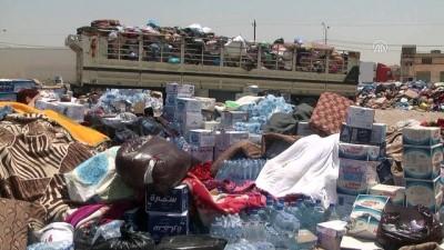 Ürdün halkından Suriyeli sığınmacılara yardım kampanyası - RAMSE