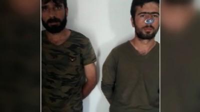 - Afrin'de Saldırı Hazırlığındaki 2 Terörist Yakalandı