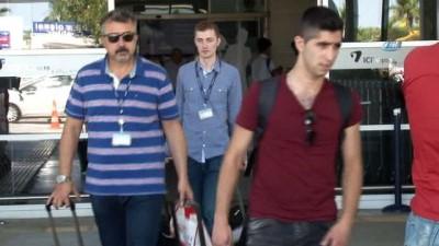 destina -  Antalya'ya, gelen turist sayısı 5 Milyon 233 bin 367'ye ulaştı