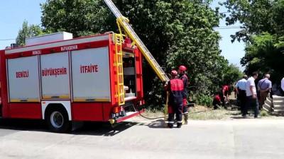 sulama kanali - Denizli'de erkek cesedi bulundu