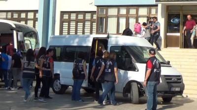banka hesabi -  Denizli'de eskort operasyonu: 26 gözaltı