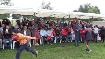 Emir Kümbet ve 6 bin şehit anıldı - ORDU