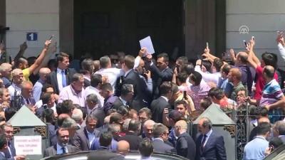 makam araci - Erdoğan cuma namazını Başyazıcıoğlu Camisi'nde kıldı - ANKARA