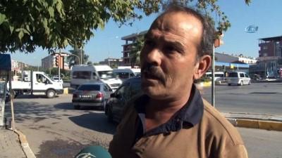 servis araci -  Gazi Çiftçi'nin protez bacağının kırılıp bıçakla darp edildiği iddiası