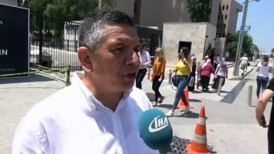 İzmir'deki askeri casusluk davasında salon karıştı