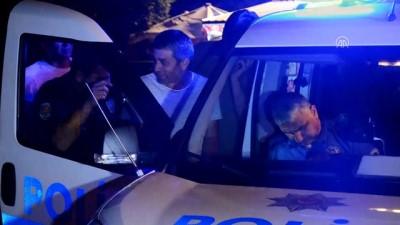 Karaman'da kundaklama iddiası