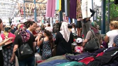 Komşu ülkelerden Edirne'ye 'sosyete' turu - EDİRNE