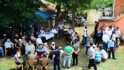 Minik Ömer'e son görev... Bodrum'da kazada ölen Ömer Ordu'da toprağa verildi