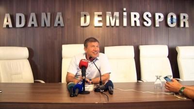 Tanju Çolak: 'Türkiye'nin en iyi futbolcuları buraya gelmek istiyor'