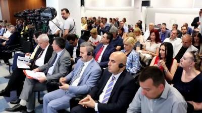 Türk Ekonomi Gazetecileri Makedonya'da - ÜSKÜP