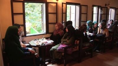 lise ogrenci - Türk öğrenciler Saraybosna'da vakıf geleneğini öğreniyor - SARAYBOSNA
