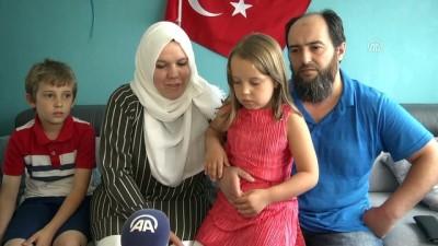 Türkiye hayranı Belçikalı Pamela Türk vatandaşı oldu - GENK