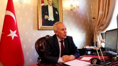 strateji - Atatürk'ün Afrin'deki karargahı restore edilecek - HATAY