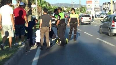 yasli adam -  Bodrum'da trafik kazası 1 ölü