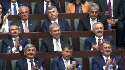 Cumhurbaşkanı Erdoğan: ''Cuma günü ilk kabine toplantımızı gerçekleştireceğiz'' - TBMM