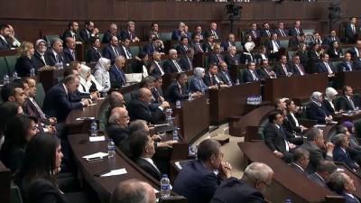 Cumhurbaşkanı Erdoğan: ''Kandil operasyonunda çok önemli mesafe katettik'' - TBMM