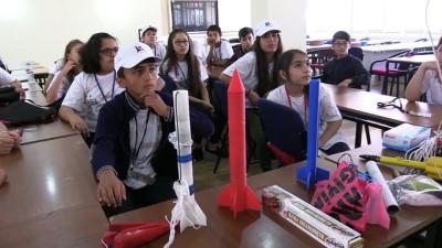 'Geleceğin mühendisleri'ne robot yapımı eğitimi - KASTAMONU
