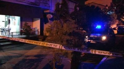 bicakli kavga -  Kafede küfür kavgası cinayetle bitti