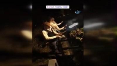 grup genc -  Sosyal medyada paylaşılan ateş etme görüntüleri Vali Yavuz'u harekete geçirdi