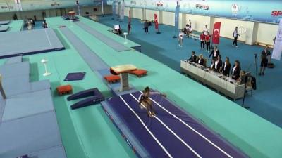 Artistik Cimnastik Dünya Kupası sona erdi - MERSİN