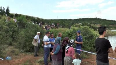 Gölete giren kardeşlerden biri hayatını kaybetti - DENİZLİ