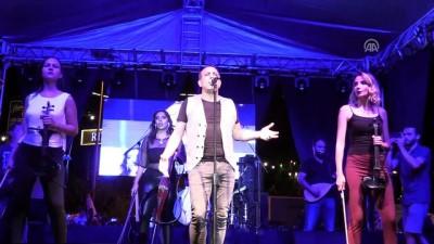 Haluk Levent, Barış Akarsu anısına konser verdi - BARTIN