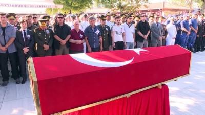 Şehit Korkut son yolculuğuna uğurlandı - İSTANBUL