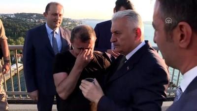 makam araci - 'Son Başbakan' ikna etti, intihardan vazgeçti - İSTANBUL
