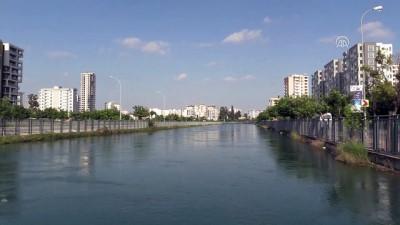 sulama kanali - Adana'da sulama kanalına giren Suriyeli genç kayboldu