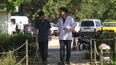 Antalya'da doktora hakarete para cezası