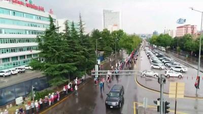 cumhurbaskanligi -  Cumhurbaşkanı Erdoğan Anıtkabir'i ziyaret etti
