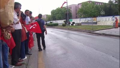 Cumhurbaşkanı Erdoğan TBMM'de (1) - ANKARA