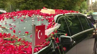 Cumhurbaşkanı Erdoğan TBMM'de - detaylar - TBMM