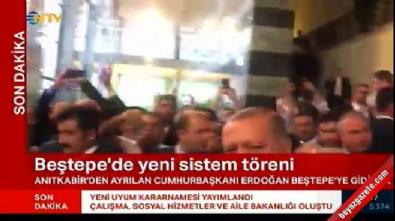 Erdoğan: Başkanım diyebilirsiniz