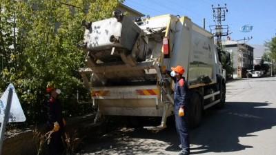 Muş'ta köyler artık daha temiz