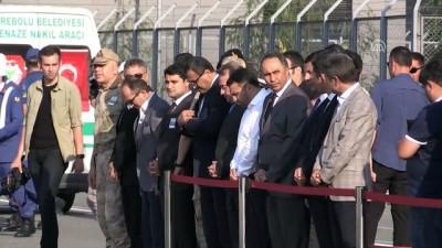 Şehit Uzman Çavuş Ali Cevizci'nin cenazesi memleketi Konya'ya gönderildi - ORDU